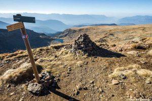 Itinéraire de randonnée Arête de Brouffier, Massif du Taillefer