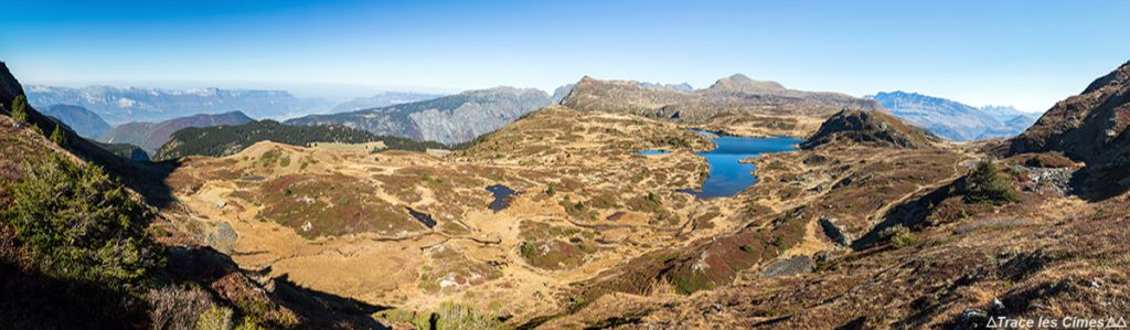 Le Lac Fourchu, Massif du Taillefer