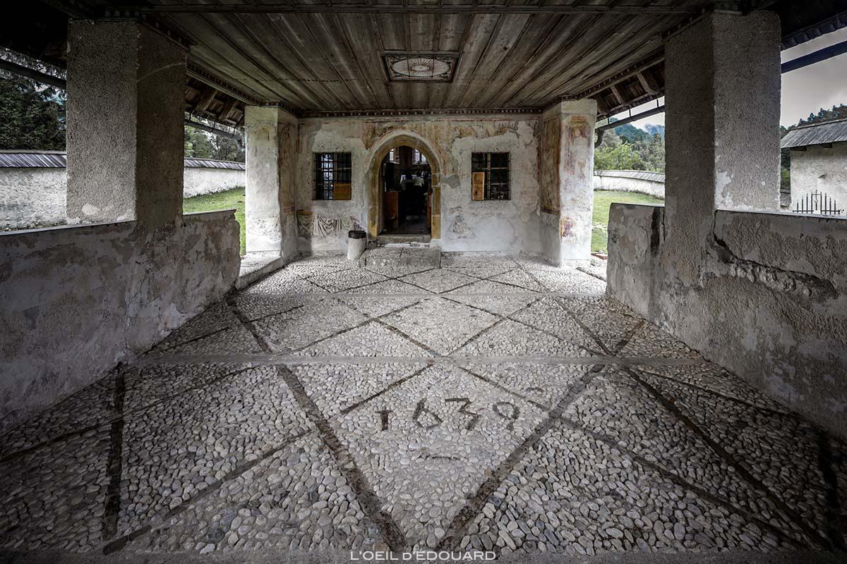 Église Saint Jean-Baptiste à Bohinj, Slovénie - Church St John The Baptist, Bohinj Slovenia / Cerkev Sv. Janeza Krstnika, Bohinjsko jezero, Ribčev Laz, Slovenija