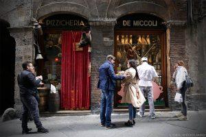 Manger à Sienne : Pizzicheria de Miccoli, Siena
