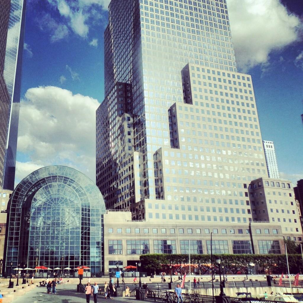 World Financial Center - New York - Trace ta route, le blog des voyages à vivre et à lire