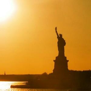 La Statue de la Liberté à New York, Etats-Unis, blog voyage Trace ta route