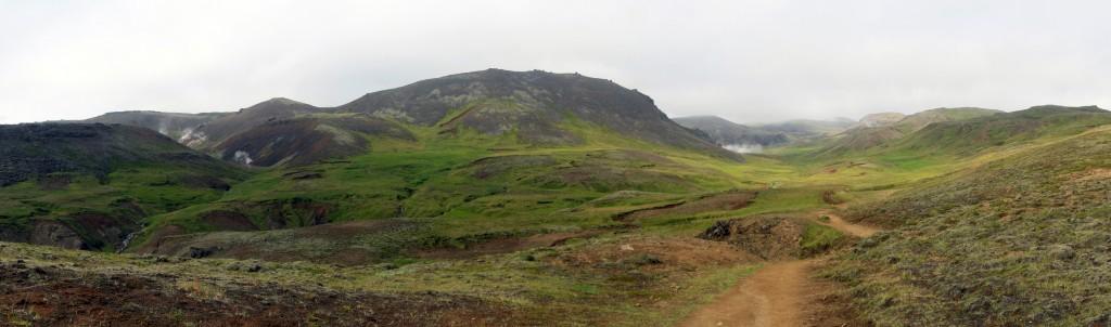 Reykjadalur, Islande