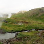 Sources chaudes de Reykjadalur, Islande