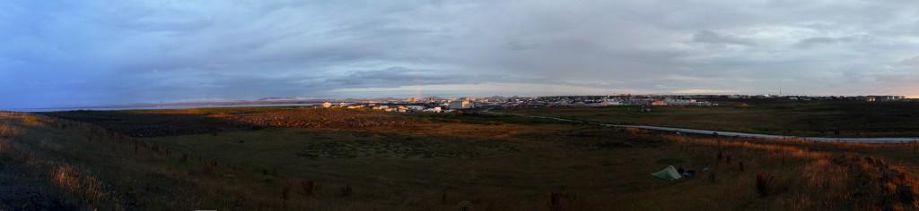 Keflavík Town Islande