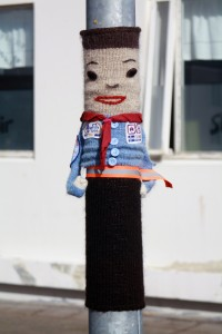 Tricot Poupée Hveragerði Islande Iceland Puppet Islensk