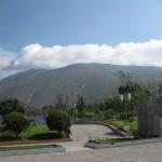 Les Andes depuis la Mitad del Mundo, Equateur - Trace Ta Route - Blog voyage
