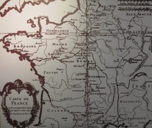 Carte de France à la Mitad del Mundo, Equateur - Blog voyage Trace Ta Route