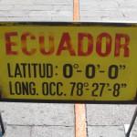 Latitude zéro à la Mitad del Mundo, Equateur - Trace Ta Route - Blog voyage