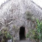 Maison indienne au Musée Intiñan, Equateur - Trace Ta Route - Blog voyage