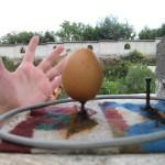 Jeu de l'œuf au Musée Intiñan, Equateur - Trace Ta Route - Blog voyage