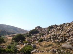 Volax, île de Tinos, cyclades, Grèce