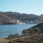 Panormos côté plage - blog voyages