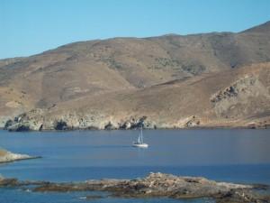 Tinos dans les Cyclades