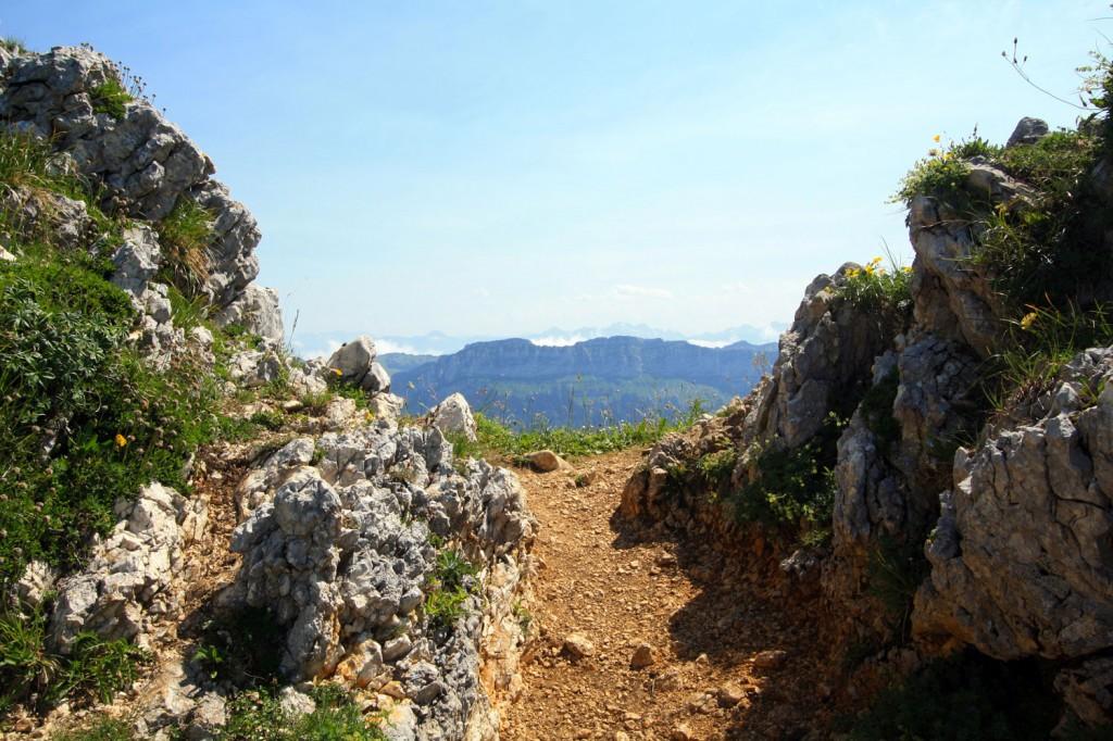 Le splendide panorama de Chartreuse se révèle ici !