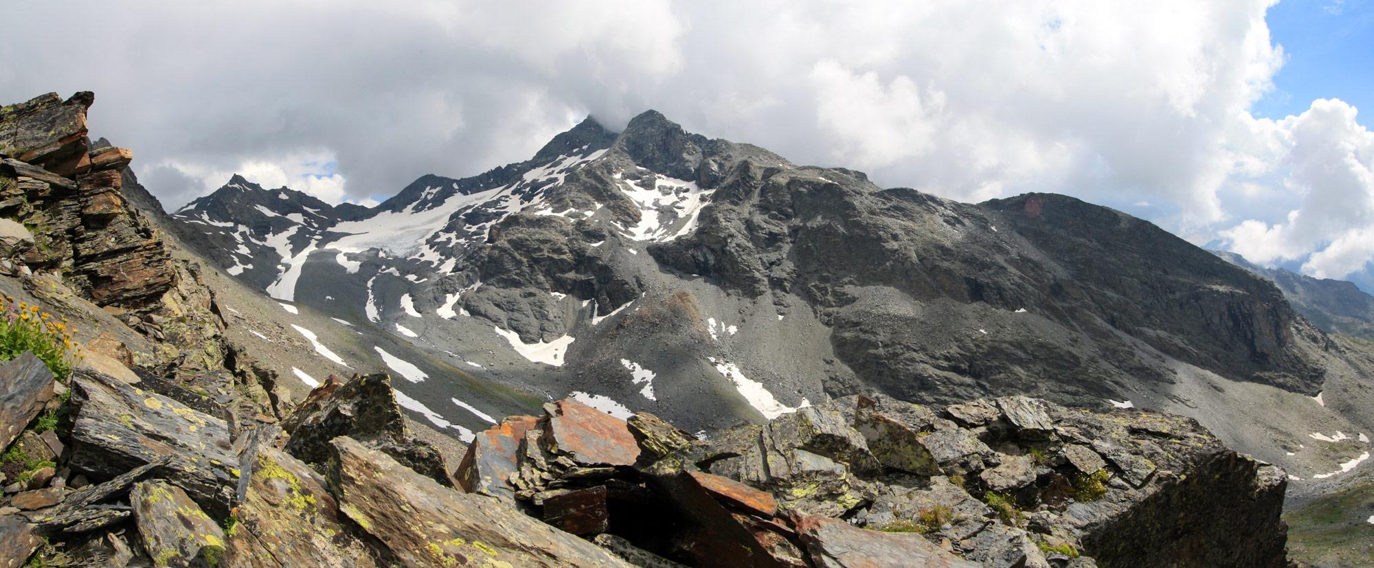 Pointe du Bouchet - Maurienne