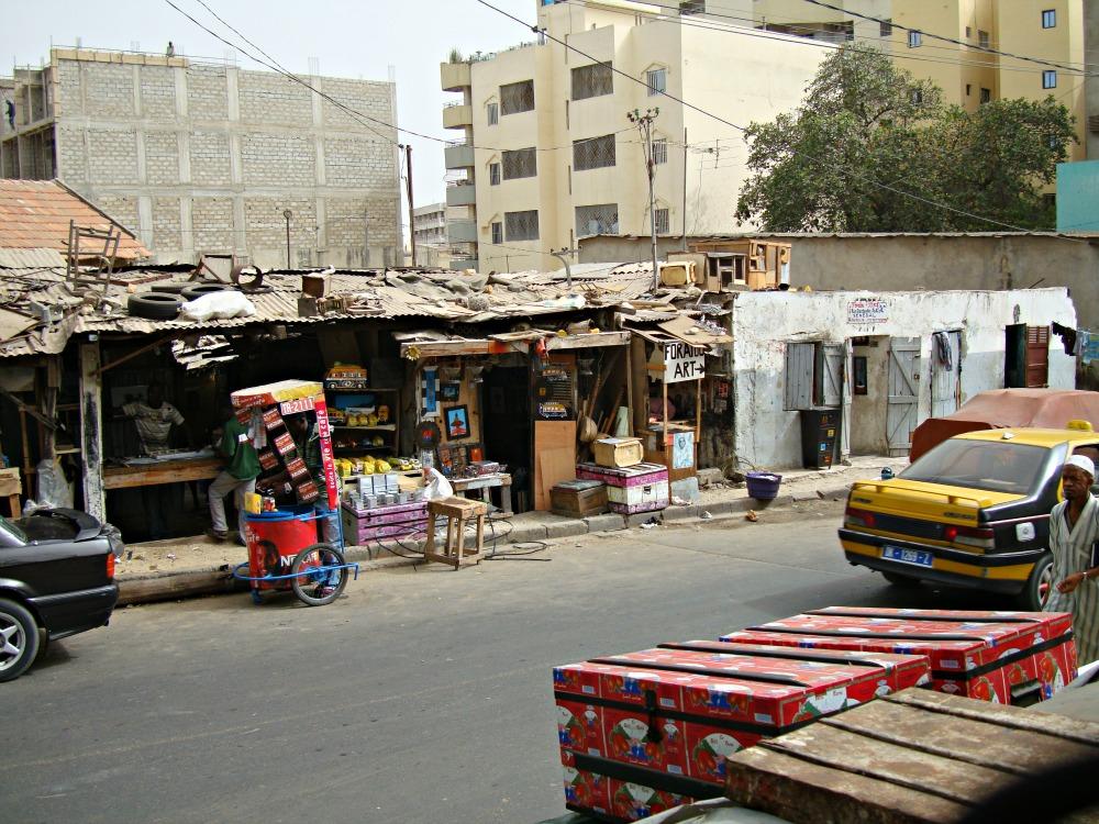 Ateliers Rue des Dardanelles Dakar Sénégal Afrique
