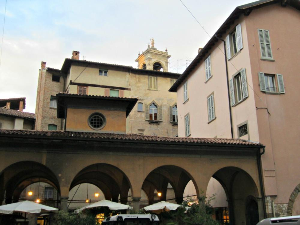 Casa Citta Alta Bergamo- Blog Voyage Trace Ta Route