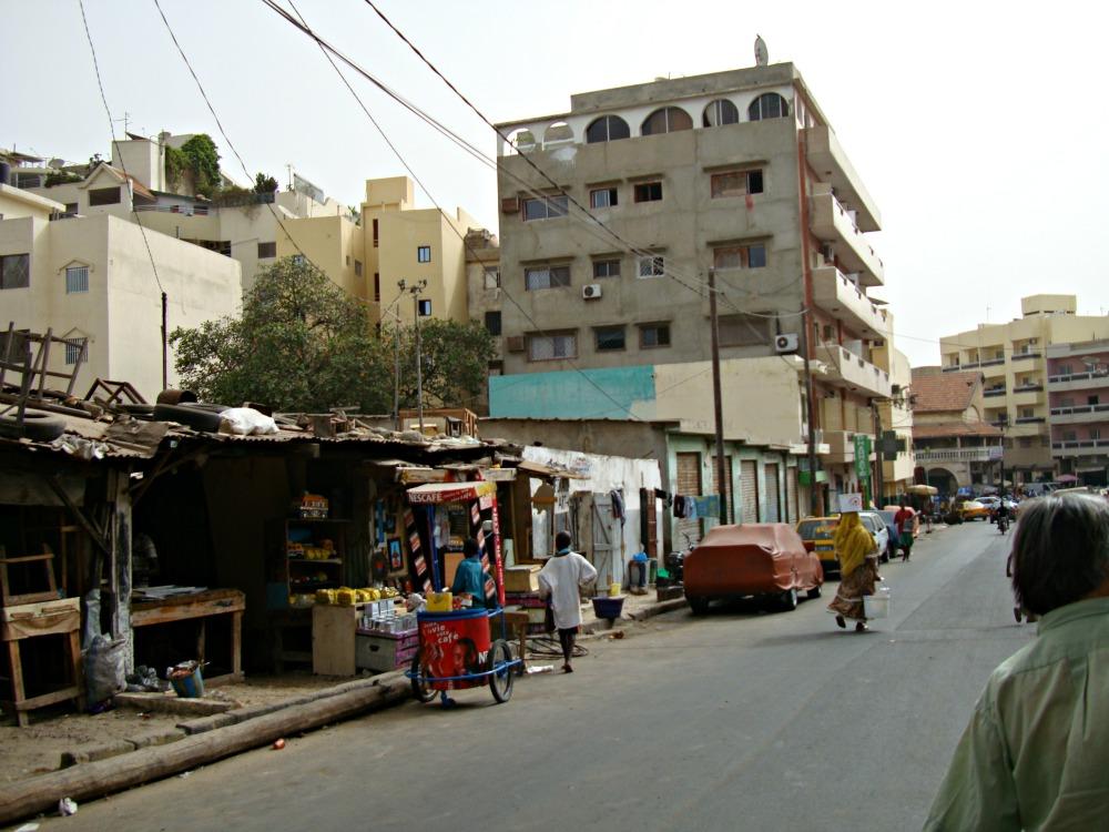 Soweto Dakar Sénégal Afrique
