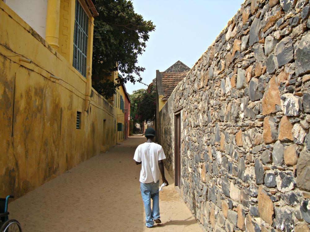 Promenade à Gorée Sénégal Afrique