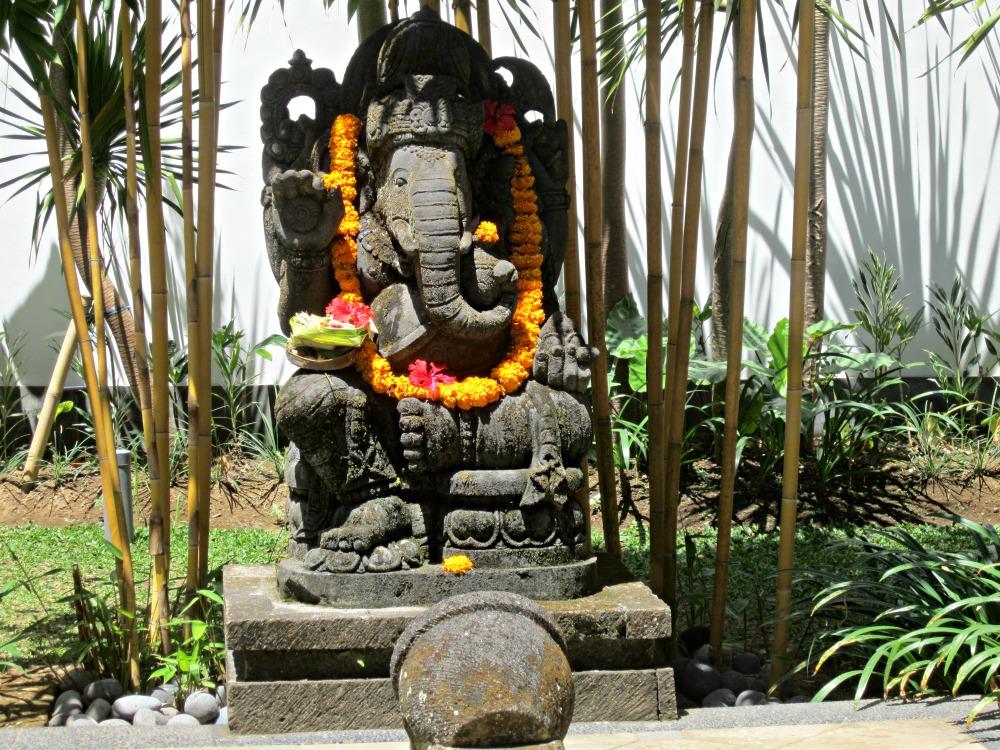 Temple de Shiva à Ubud, Bali