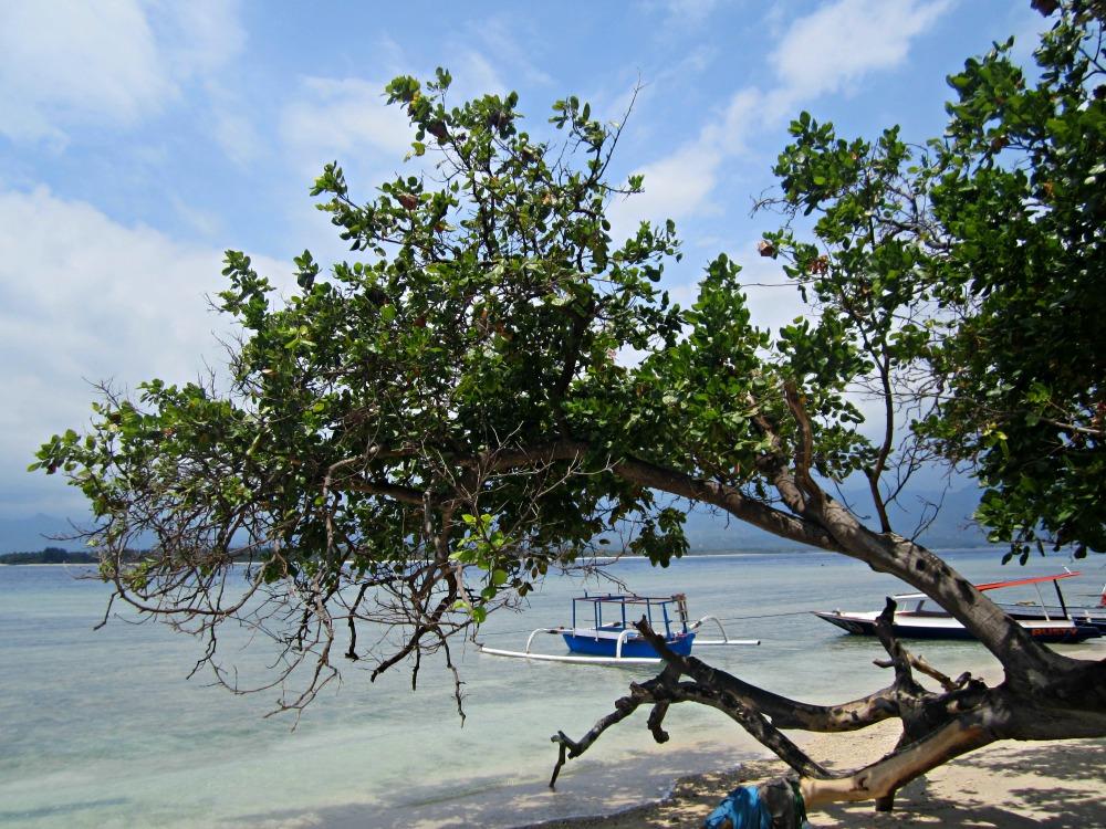 Plage de Gili Air, Bali