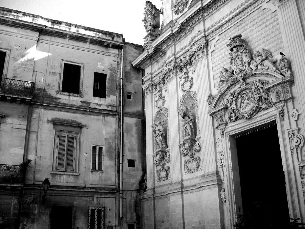 lecce la baroque