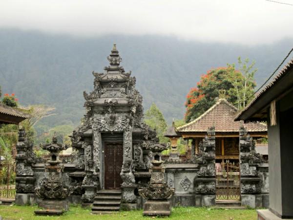 Temple sur la route de Pancasari, Bali