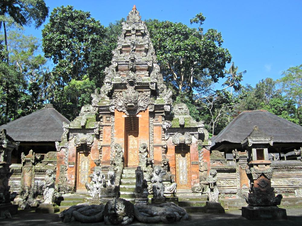 Temple Monkey Forest Ubud, Bali
