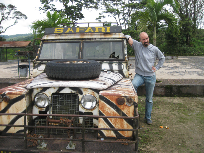 jeep safari amazonie equateur blog voyage trace at route