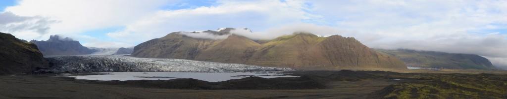Skaftafell - Skaftakellsjökull, Islande
