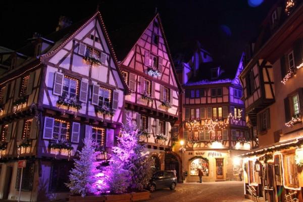 Passer les fêtes en Alsace - Blog Voyage Trace Ta Route