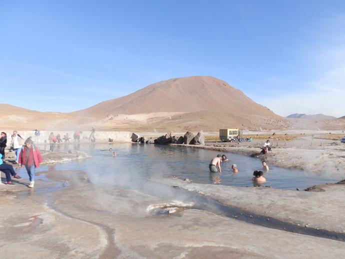 bain baignade geysers el tatio san pedro de atacama blog voyage trace ta route