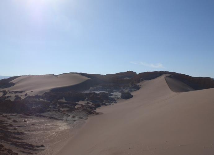 dunes vallée de la lune san pedro de atacama blog voyage trace ta route
