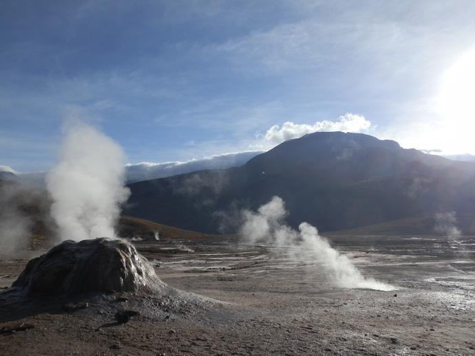 matin geysers el tatio san pedro de atacama blog voyage trace ta route