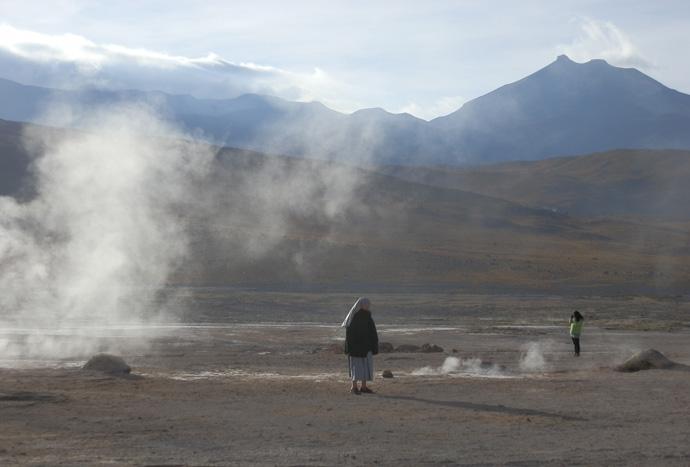 nonne geysers el tatio san pedro de atacama blog voyage trace ta route