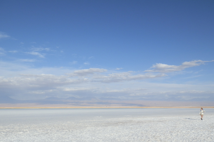 paysage laguna cejar atacama blog voyage trace ta route
