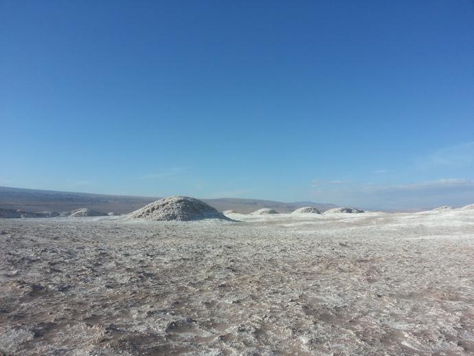 colline de sel vallée de la lune san pedro de atacama blog voyage trace ta route