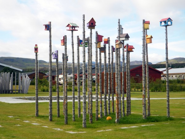 Hveragerdi (Islande)