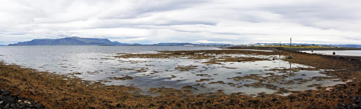 Presqu'île de Grotta, vers Reykjavik, Islande