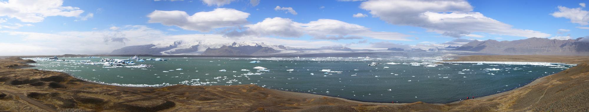 Lagon de Jökulsárlón, Islande