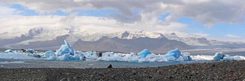 Jokulsarlon, Islande
