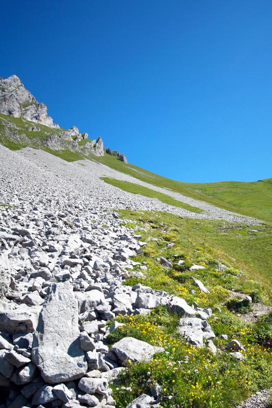 Randonnée au Mont Pécloz (Col de l'Arête de l'Arpette)