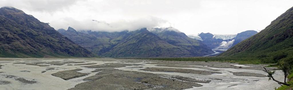 Glacier Morsarjokull (Skaftafell)