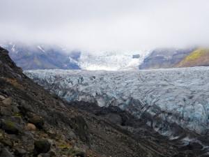 Svinafellsjokull (Skaftafell)
