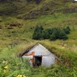 Cabane Vik i Myrdal Islande Iceland house Islenk