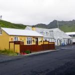 Rue Maisons Vik i Myrdal Islande Iceland street houses Islenk