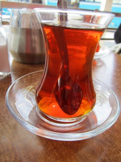 Cai bien chaud, Istanbul Turquie