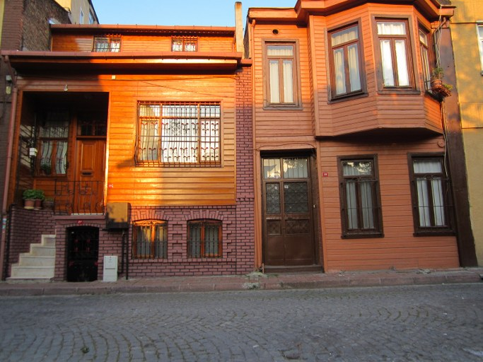 Maison dans Sultanhamet, Istanbul Turquie