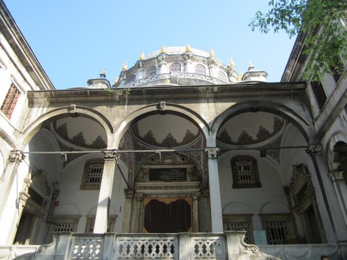 Une mosquée dans Fatih, Istanbul Turquie